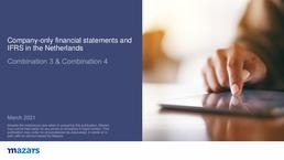 Company-only FSs and IFRS in the Netherlands