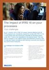 The impact of IFRS 16 on your processes - 2020